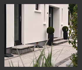 Holywood Garden Paving NM Landscapes